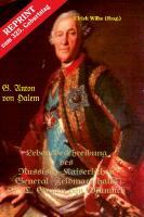 Reprint G Anton von  Halem vorne