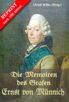 Reprint Die Memoiren des Grafen Ernst von Muennich pre